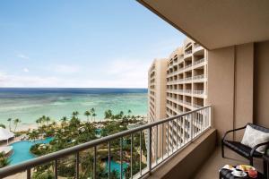 A balcony or terrace at Hyatt Regency Guam