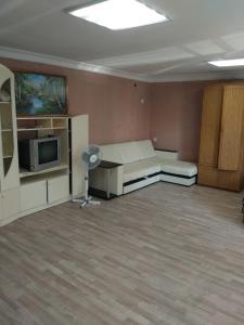 "A seating area at Гостевой дом ""Орел"""