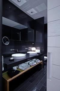 A bathroom at Atrio Restaurante Hotel