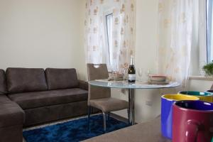 Area soggiorno di Residence Belvedere