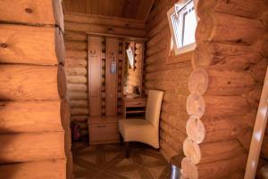 A seating area at Гостевой дом Elisa Sarkau