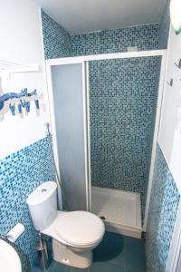 Ванная комната в La Casa dei Nonni