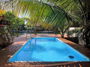 The swimming pool at or close to Dolce Cabana Waterfront Suites
