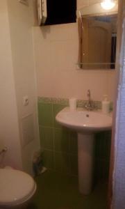 Ванная комната в Зелёный двор