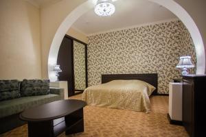 Кровать или кровати в номере Отель Sweet Hall