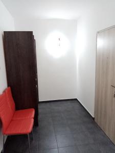 Posezení v ubytování apartmán Aneta
