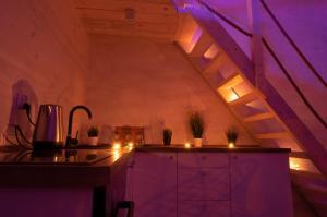Kuchnia lub aneks kuchenny w obiekcie Apartament Plus