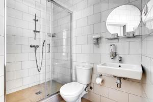 Ванная комната в Отель Come Inn