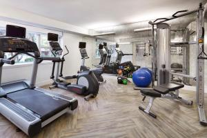 The fitness center and/or fitness facilities at ARC THE.HOTEL, Washington DC