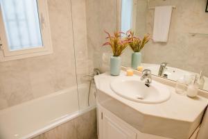 Uma casa de banho em Cordoba COol Vailima