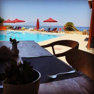 The swimming pool at or near Tsamis Zante Hotel & Spa