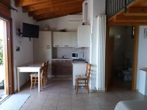 A kitchen or kitchenette at B&B Camister