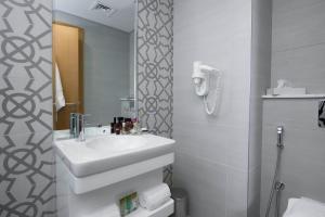 حمام في إيبيس ستايلز المنامة المنطقة الدبلوماسية