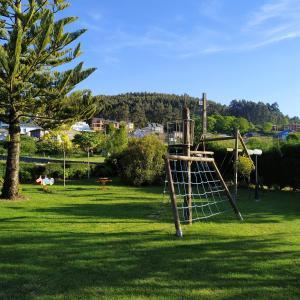 Zona de juegos infantil en Hotel Aguadoce - Louzao