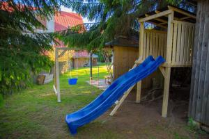 Children's play area at Chalupa Karolka