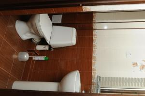 Ванная комната в Гостевой Дом Александрия