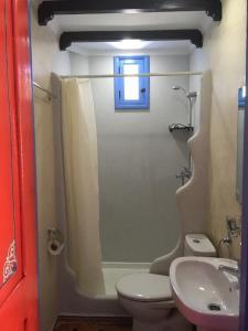 Salle de bains dans l'établissement Hotel Alkhalifa