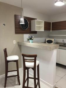 A kitchen or kitchenette at Mandai Apart