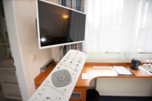 TV/Unterhaltungsangebot in der Unterkunft Gästehaus Am Vogelsang