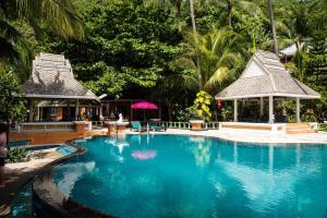 The swimming pool at or close to Pariya Resort & Villas Haad Yuan Koh Phangan