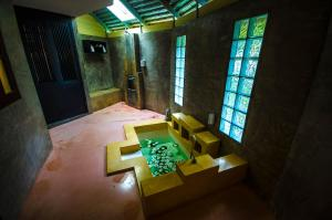 A seating area at Pariya Resort & Villas Haad Yuan Koh Phangan