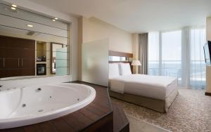 Ванная комната в Radisson Blu Resort & Congress Centre 5*
