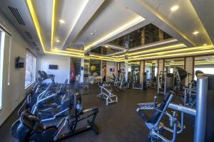 Фитнес-центр и/или тренажеры в Albatros Aqua Park Sharm El Sheikh - Families and couples only