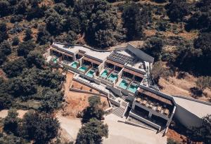 A bird's-eye view of Monastery Estate Retreat