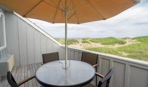 A balcony or terrace at Windward Shores