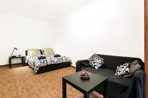 Гостиная зона в Apartment Tsaritsyno