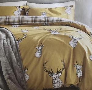 Ein Bett oder Betten in einem Zimmer der Unterkunft *** Mc Art Ferienhome