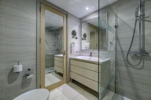 Ванная комната в Tasia Maris Oasis