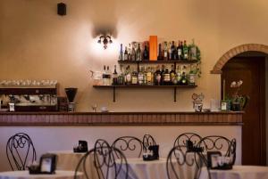 Salone o bar di Tanca Irde
