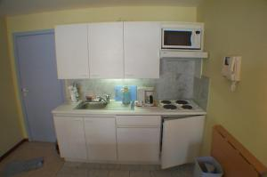 A kitchen or kitchenette at Verano