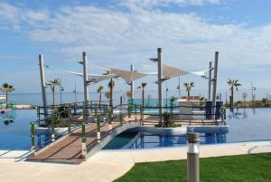 The swimming pool at or near Amazing SeaView Sea Senses