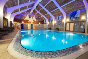 The swimming pool at or near North Lakes Hotel and Spa