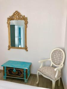 Zona de estar de Apartamentos Turísticos Casa Dina