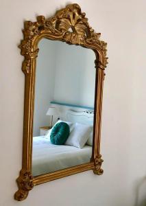 Cama o camas de una habitación en Apartamentos Turísticos Casa Dina