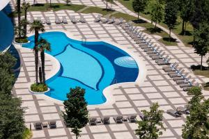 A view of the pool at Elite World Europe Hotel or nearby