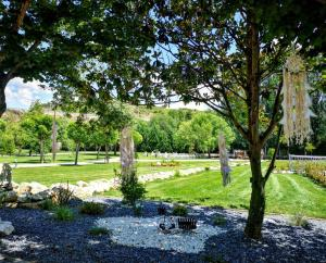 Een tuin van Finca Vivaldi Hotel Nature & Spa