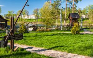 Сад в Solyanoy Ostrov