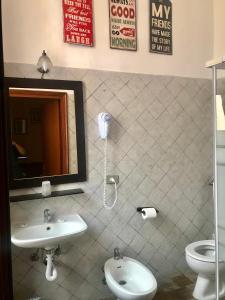 Bagno di Hotel Edy