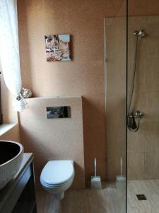 A bathroom at Sabai