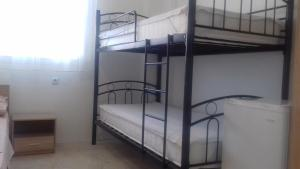 A bunk bed or bunk beds in a room at Apartments Vladimir