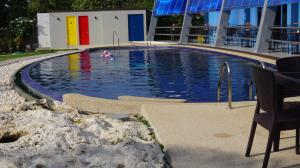 The swimming pool at or near PANGLAO SEA RESORT - TANGNAN