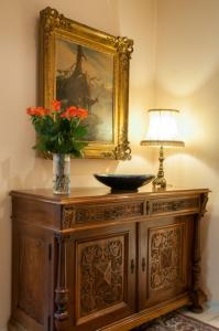 TV/Unterhaltungsangebot in der Unterkunft Romantik Hotel Beau Rivage Weggis - Beau Rivage Collection