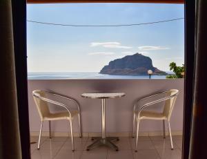 Balcon ou terrasse dans l'établissement Paraschou Guesthouse