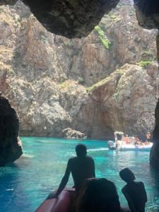 The swimming pool at or near Appartamento Anna Natura e Relax
