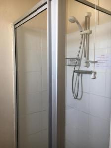 A bathroom at Chester Lodge
