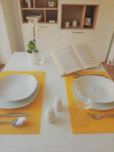 Restavracija oz. druge možnosti za prehrano v nastanitvi Apartma ALMA
